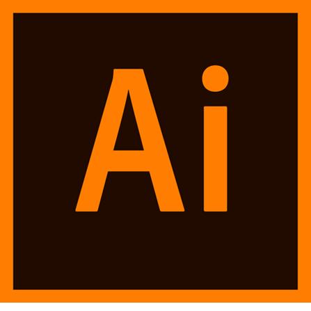 Adobe illustrator een profssioneel programma/applicatie om een huisstijl en logo te laten ontwerpen